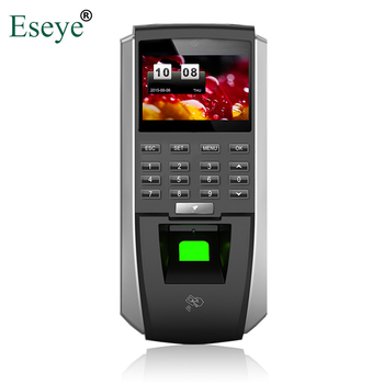 Eesye Biometric Attendance System Fingerprint Time Attendance System TCP/IP Access Control USB Employee Time Clock Time Machine spanish language tcp ip rfid card time attendance machine page 4