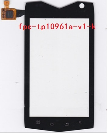 New original fpc-tp10961a-v1-k capacitive touch screen free shipping