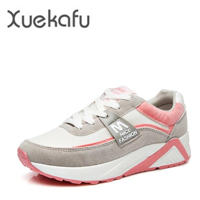 Tenis Casual Zapatos De Primavera Mujer 2017 La Moda 0qS6F