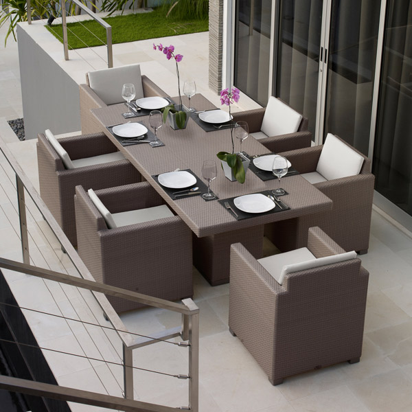 Good Quality Affordable Furniture: High Quality Sale Cheap Modern Plastic Rattan Indoor Cafe