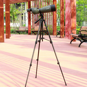 Image 4 - Svbony sv17 spotting escopo 25 75x70mm zoom nitrogênio 180 de para o alvo caça tiro com arco telescópio com longo 49 polegada tripé f9326g