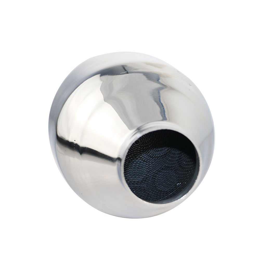 Catalyseur enduit en métal de convertisseur catalytique d'échappement de voiture pour le remplacement automatique de silencieux Euro 3/5 standard 300 cellule livraison gratuite - 5