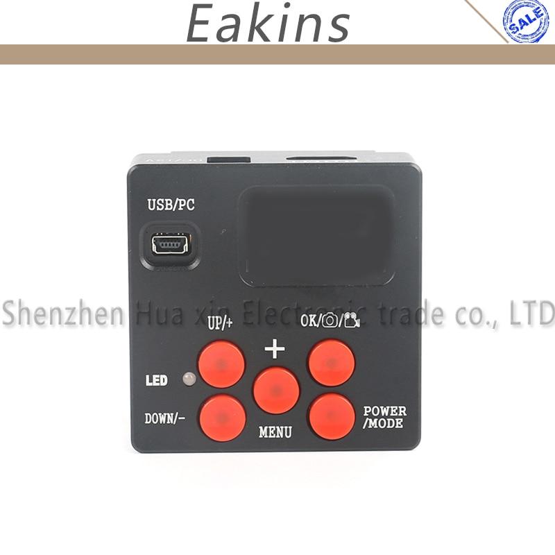 Eakins 21MP 1080 p HDMI Mikroskop Kamera Digital Industrie Video Kamera Fernbedienung 4g TF Karte Bild Video Recorder