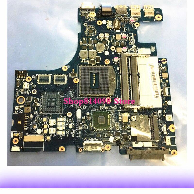 Genuine Main Board For Lenovo IdeaPad Z510 15.6 Laptop Motherboard NM-A181 laptop keyboard for lenovo ideapad z510 z510 touch arabic ar 25213605