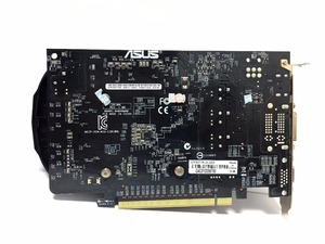 Image 2 - Asus GTX 750TI OC 2GB GTX750TI GTX 750 TI 2G D5 DDR5 128 Bit  PC Desktop Graphics Cards PCI Express 3.0 computer  Graphics Cards