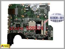 original laptop motherboard 502638-001 DV5 motherboard for hp 100% Test ok