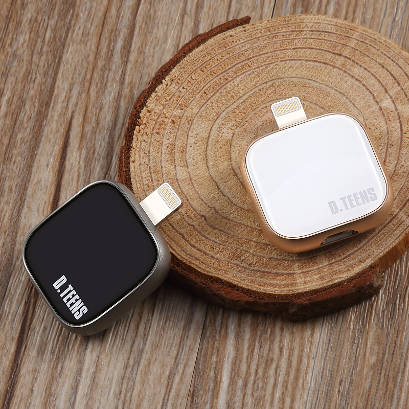 Dteens USB Flash Drive 32GB Metal Pendrive High Speed USB Stick Pen Drive Real Capacity USB Flash Drive for Iphone 8 x 6 6s 7