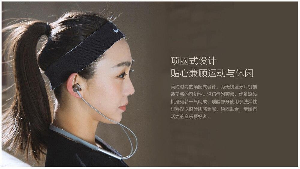 Xiaomi bluetooth neckband earphone -3
