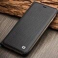 QIALINO Case для iPhone 7 Роскошные Подлинная Кожа Флип Фолио Шаблон крышка для iPhone 7 plus Ultra Slim Карт Слот 4.7/5.5 кобура