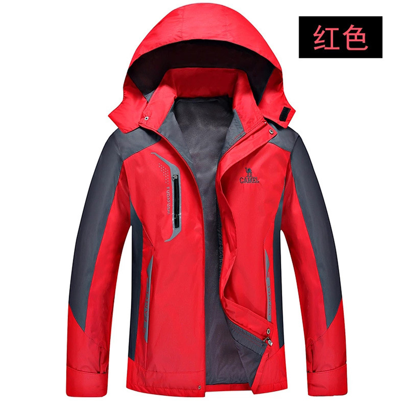 Zogaa Spring Autumn Men Single Layer Outdoor Jacket Thin Male Jacket Casual Fashion Men's And Women's General Jackets