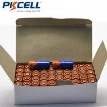 50 x PKCELL 23A 12V 배터리 A23 MN21 23 L1028 MS21 V23 VR22 N 크기 알카라인 배터리