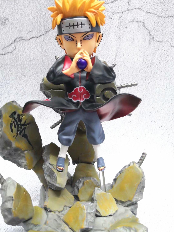 Nouveau 25 cm GK Naruto LBS livraison douleur Akatsuki figurine d'action PVC Statues modèle à collectionner jouet - 5