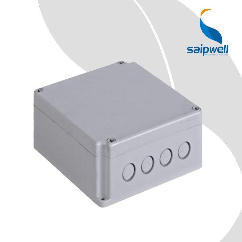 waterproof plastic ABS enclosure junction box 130 93 57mm SP 02 139357