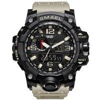 Top Brand Shock Military G Style Shock Men Watch Digital New Electronic Sport Watch Waterproof Male Clock LED Relogio Masculino