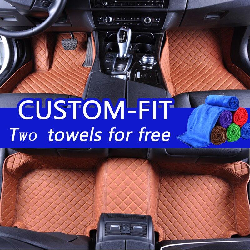 Alfombrillas personalizadas para Toyota Land Cruiser 200 Prado 150 - Accesorios de interior de coche - foto 5