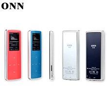 De alta Calidad Mini Regalo 8 GB Bluetooth Mp3 Radio FM Apoyo tf tarjeta de música multimedia reproductor de música deportes reproductor de música mp3 onn W6