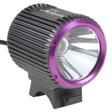 700Lm Waterproof Bike Headlight XM-L2 U2-1A LED Bicycle Light with 4000mAh Rechargeable Battery Pack цена