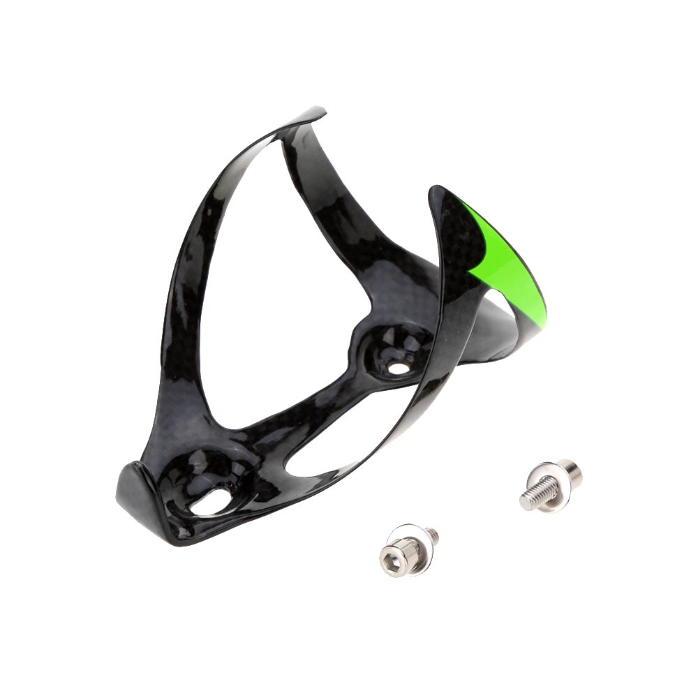 Carbon Fiber Bicycle Bottle Holder Road Mountain Bike