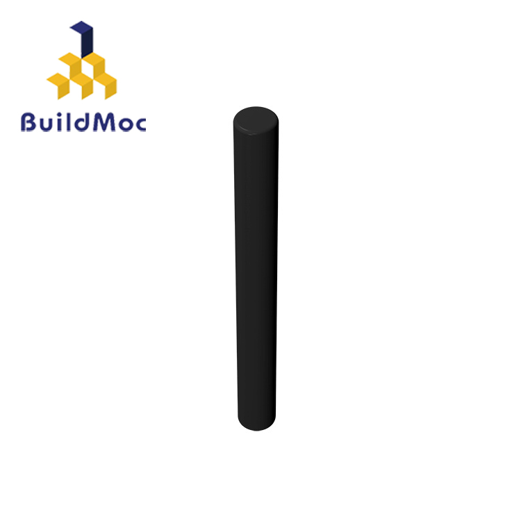 BuildMOC Compatible Assembles Particles 21462 30374  1x4 StudsFor Building Blocks Parts DIY Educational Tech Parts Toys