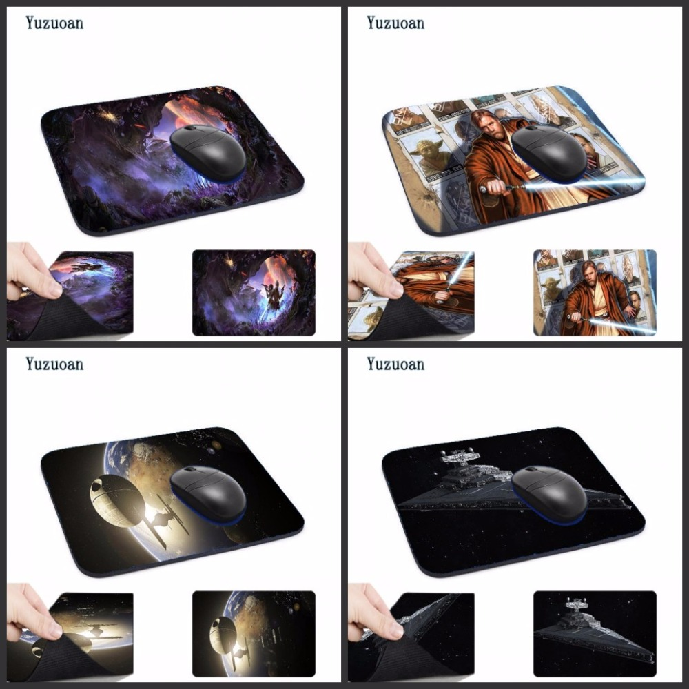 Yuzuoan Chewbacca star wars New Arrivals Gaming Mouse Pad Computer Mouse Pads 220X180x2mm and 200x250x2mm and 250x290x2mm