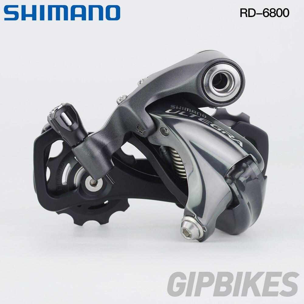Dérailleur arrière SHIMANO RD 6800 UT ULTEGRA SS/GS (11 vitesses) 11 S dérailleur arrière vélo de route partie vélo