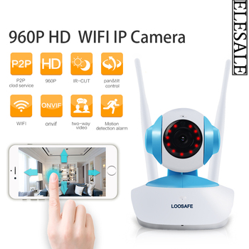 HD 960P IP Camera WIFI Home Security Surveillance System Onvif P2P Phone Remote Video Surveillance Camera