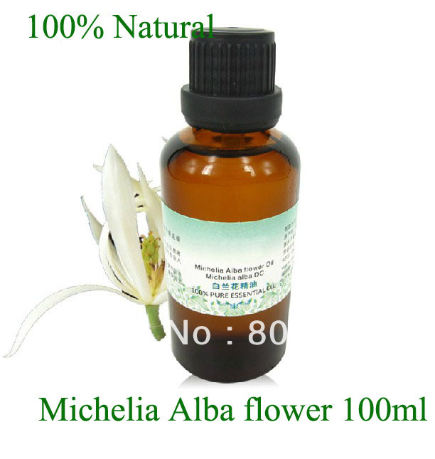 Wholesale 50ml 100% Pure & Natural Michelia Alba Flower Oil / Magnolia Flower Oil / Michelia Flower Oil pure natural marigold flower extract lutein 20