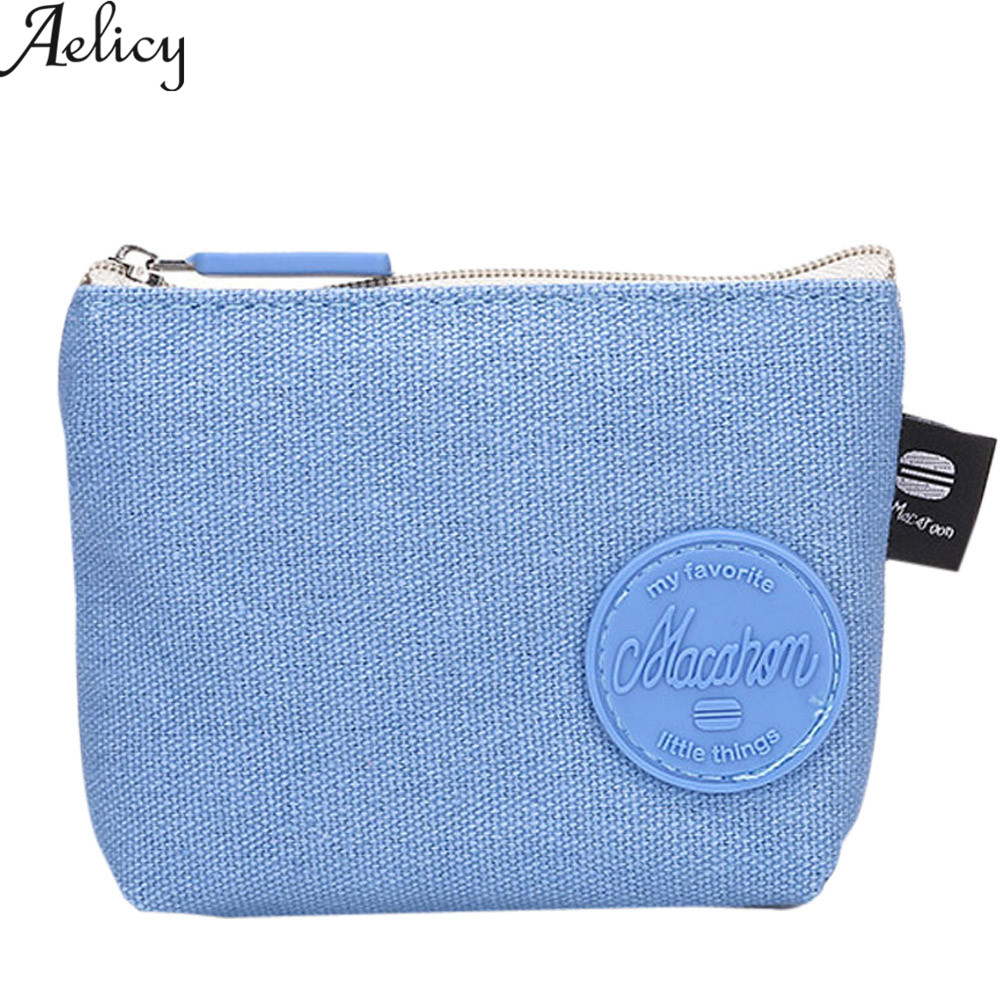 Aelicy Girls Coin Purse Cute Fashion Women Wallet Bag @@Dropshipping new 2018 hot selling Change Pouch Key Holder bolsa feminina стоимость