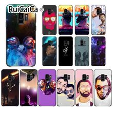 Ruicaica PNL Rapper Popular Custom TPU Phone Cover For GALAXY s5 s6 edge  s7 s8 plus s9