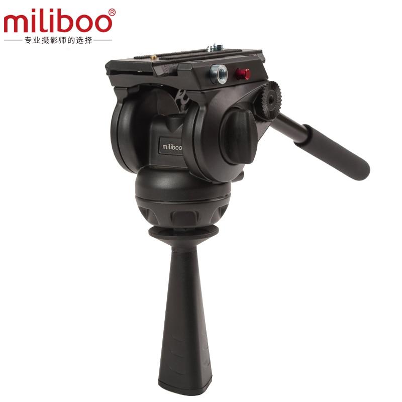 miliboo MYT802 ბაზის ფლუიდი სითხე - კამერა და ფოტო - ფოტო 1