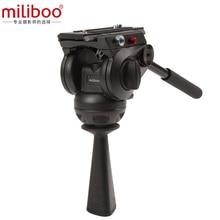 miliboo MYT802 Base Flat Fluid Head with 75mm Bowl Size for Camera Tripod Monopod Ball Adapter