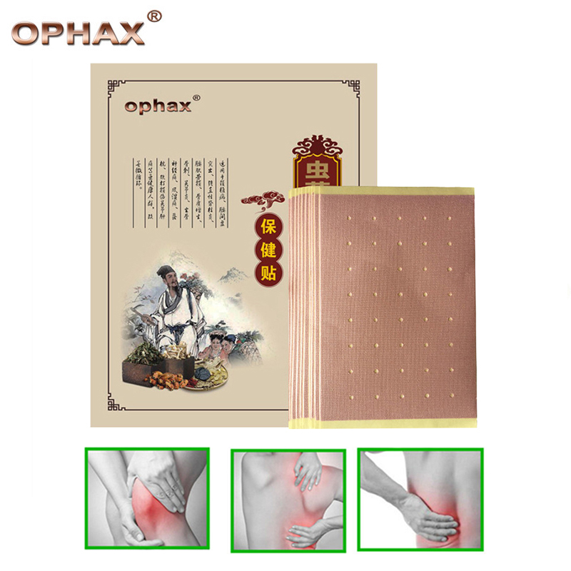 OPHAX 20Pcs/2Bags chinese herbal patches body neck arthritis muscle back joint pain patch medical plasters health care products herbal muscle