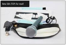 Перепродажи! этикетка! beta караоке sound проводной clear микрофон пульт новая для