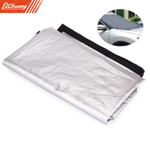 Waterproof Car Windshield Sunscreen Cloth Auto Front Window Sun shading Snow Shade Cover Other Decorations Microfiber