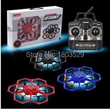 Livraison Gratuite Vente Chaude X45 2.4G 6-axis UFO RC Quadcopter 3D Flying RC hélicoptère télécommande jouet RC drone & modèle avion vs X5C