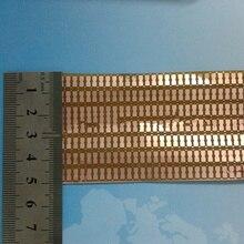 50 шт. самоклеящаяся тензометрический датчик POS терминал/мягкое основание тензометрический датчик POS терминал/гибкий терминал для тензометрический датчик