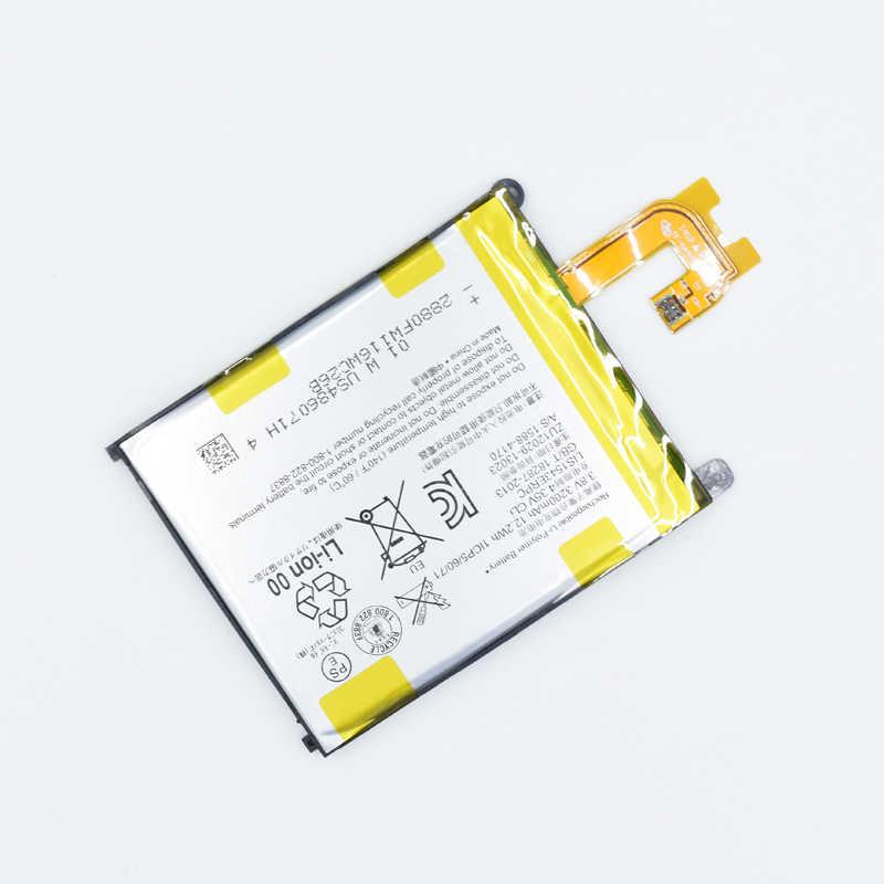 Hekiy جودة عالية 3200 مللي أمبير LIS1543ERPC ليثيوم أيون الهاتف بطارية لسوني اريكسون Z2 L50w L50U L50T سيريوس لذلك-03 D6503 D6502 البطارية