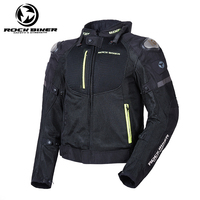 ROCK BIKER 2018 Men Motorcycle Racing jacket New Edition Dain Super Speed Tex Textile Jacket jaqueta de moto plus size