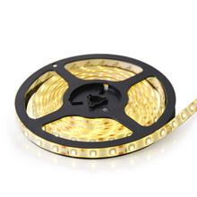 3528 SMD LED Strip Waterproof IP65 Flexible Light LED Tape 60LEDs/m 5M Single Color 12V White,Warm White,Blue,Green,Red,Yellow