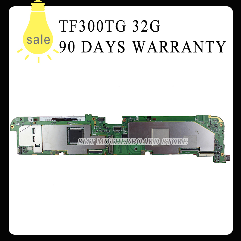 все цены на TF300TL Tablet motherboard TF300TG REV1.3 32G Mainboard For Asus 90R-OK0RMB4000 fully tested free shipping онлайн