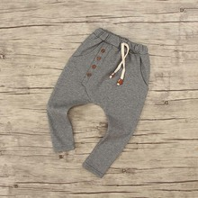 Pants for boys Kids autumn clothes