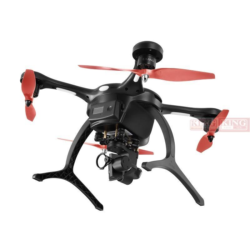 EHANG million air UAV professional HD four axis aircraft aerial remote control aircraft with 1pc free 4K camera стоимость