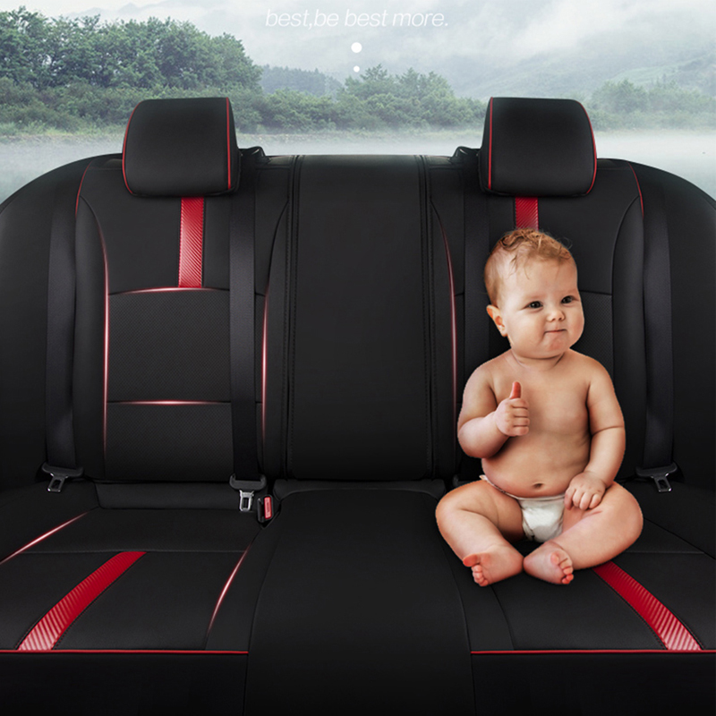 Yuzhe leather car seat cover For golf 4 5 6 Volkswagen polo sedan 6r 9n passat b5 b6 b7 Tiguan accessories covers for car seats in Automobiles Seat Covers from Automobiles Motorcycles