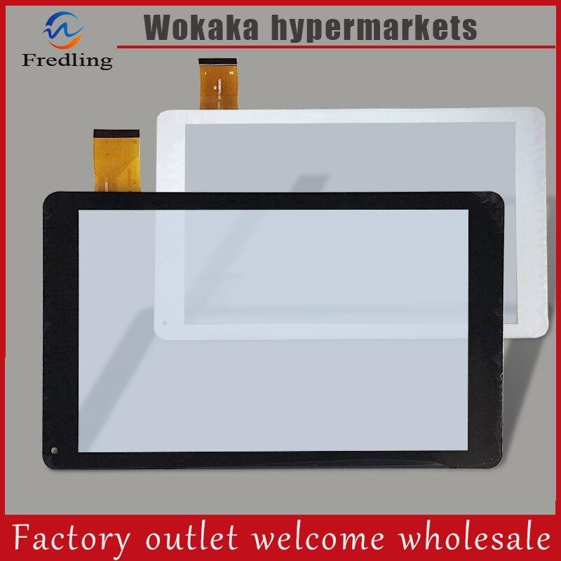 CN068FPC-V1 SR para 10,1 pulgadas Prestigio Multipad Wize 3131 3401 3G PMT3131_3G_D PMT3401_3G_C Tablet pantalla táctil digitalizador de vidrio