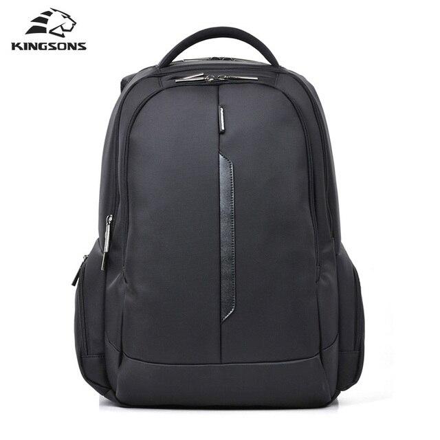 Aliexpress.com : Buy Kingsons 15 inch Black Laptop Backpacks ...