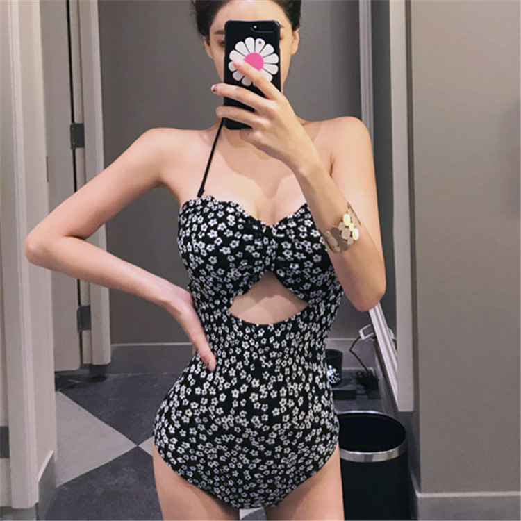One Piece Swimsuit Swimwear Women Cheap Sexy Bathing Suits Lady Bikini 2017 Plus Size Korea New Retro Super Feminine Bra Push Up one piece swimsuit swimwear women cheap sexy bathing suits lady bikini 2017 may beach girls korea push up skirt maillot de bain