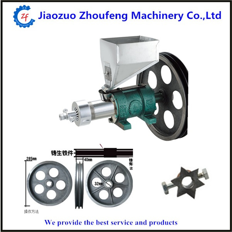 Hot sale grain puffing machine puffed rice and corn snacks extruder popcorn machine  ZF large production of snack foods puffing machine grain extruder single screw food extruder