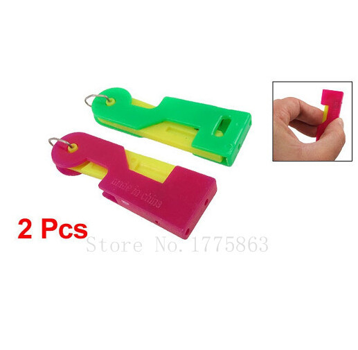 2pcs Needle Threader Stitch Insertion Hand Machine Sewing Tool AA7410