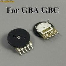 ChengHaoRan 2 sztuk wymiana dla GB klasyczny przełącznik głośności dla game boy dla GBA GBC płyta główna potencjometr