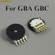 ChengHaoRan 2pcs Replacement For GB Classic Volume Switch for Game boy for GBA GBC Motherboard Potentiometer